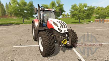 Steyr Terrus 6300 CVT ecotec for Farming Simulator 2017