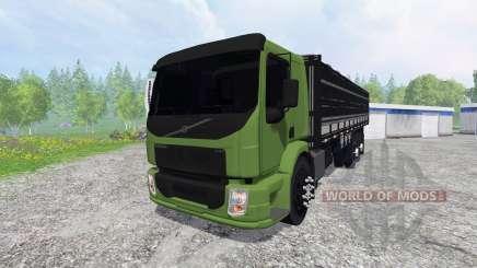 Volvo VM 330 2015 for Farming Simulator 2015