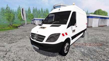 Mercedes-Benz Sprinter [pack] for Farming Simulator 2015