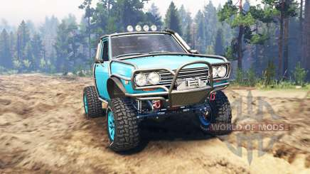 Datsun 510 Truggy BC for Spin Tires
