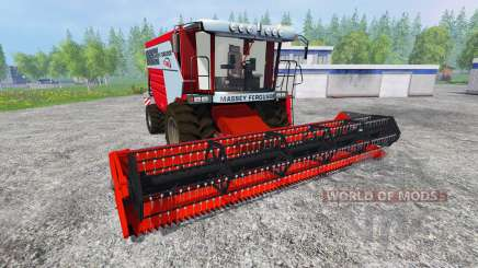 Massey Ferguson 7278 for Farming Simulator 2015