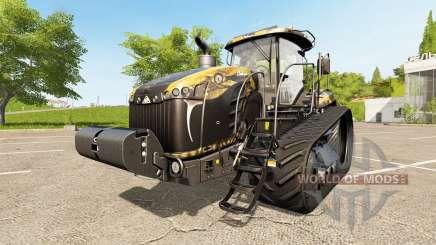 Challenger MT845E Field Python for Farming Simulator 2017