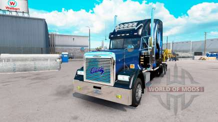 Freightliner Classic XL v3.1.3 for American Truck Simulator