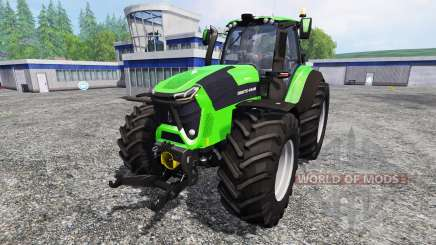 Deutz-Fahr 9340 for Farming Simulator 2015