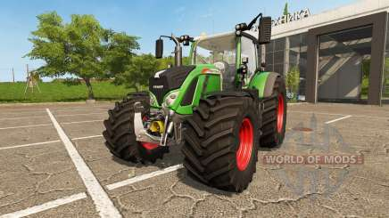 Fendt 716 Vario [pack] for Farming Simulator 2017