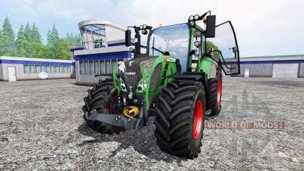 Fendt 722 Vario for Farming Simulator 2015