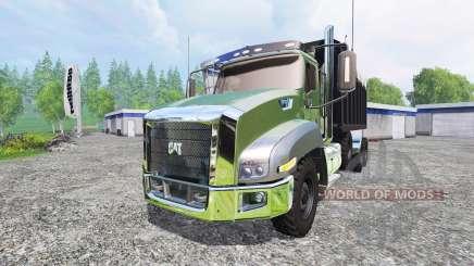 Caterpillar CT660 [tipper] for Farming Simulator 2015