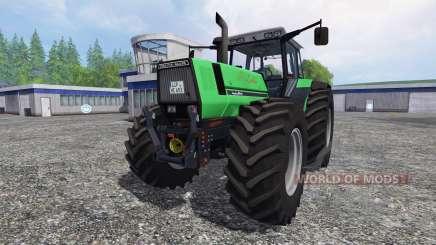 Deutz-Fahr AgroAllis 6.93 v1.1 for Farming Simulator 2015
