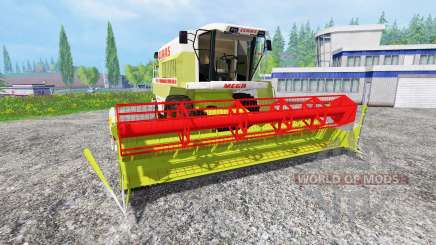 CLAAS Mega 204 for Farming Simulator 2015