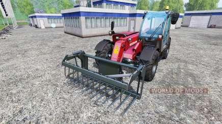 Weidemann T6025 for Farming Simulator 2015