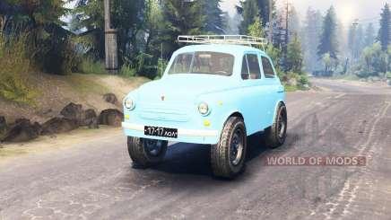 ZAZ-965 Zaporozhets for Spin Tires