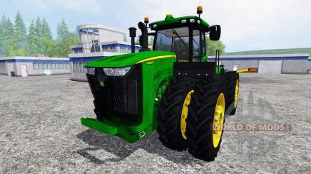John Deere 9410R [triples] for Farming Simulator 2015