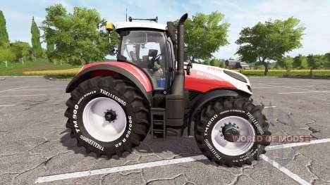 Steyr Terrus 6270 CVT ecotec v1.5 for Farming Simulator 2017