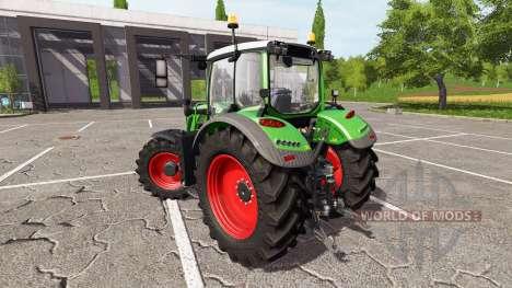 Fendt 720 Vario v1.02 for Farming Simulator 2017