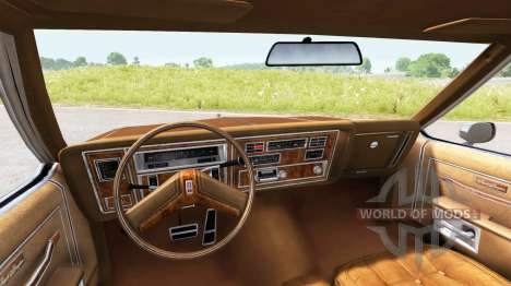 Oldsmobile Delta 88 Royale Brougham (3B-Y69) for BeamNG Drive