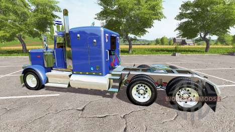 Peterbilt 379 for Farming Simulator 2017