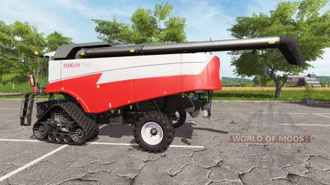 Rostselmash Torum 760 [pack] for Farming Simulator 2017