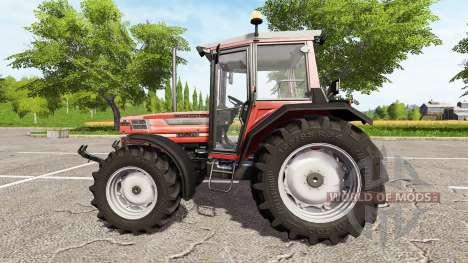 SAME Explorer 90 v1.1 for Farming Simulator 2017