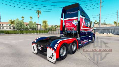 Skin Cargo Transporters for truck tractor Volvo  for American Truck Simulator