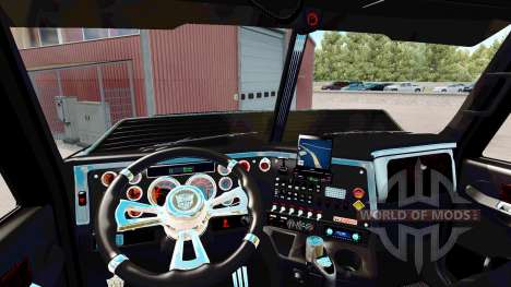 Wester Star 5700 remix for American Truck Simulator
