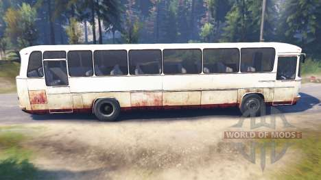 Mercedes-Benz O 302 (Br.302) for Spin Tires