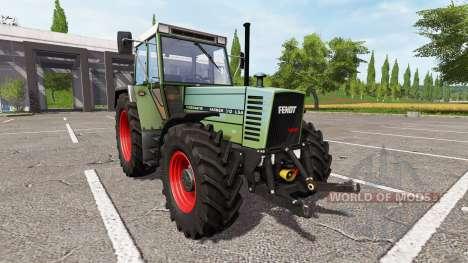 Fendt Farmer 312 LSA Turbomatik for Farming Simulator 2017