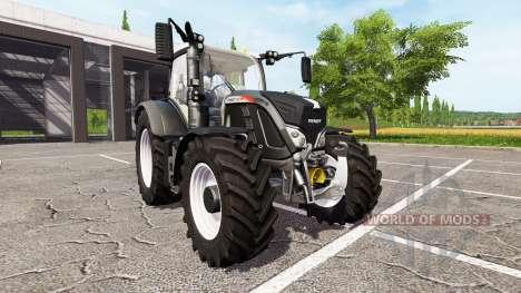 Fendt 720 Vario v1.1 for Farming Simulator 2017