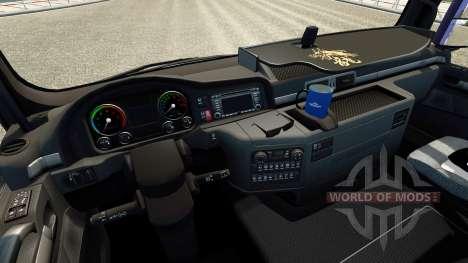 MAN TGX Euro 6 v2.3 for Euro Truck Simulator 2