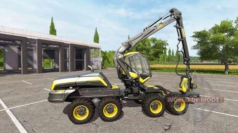 PONSSE ScorpionKing for Farming Simulator 2017