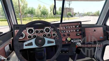 Peterbilt 377 for American Truck Simulator