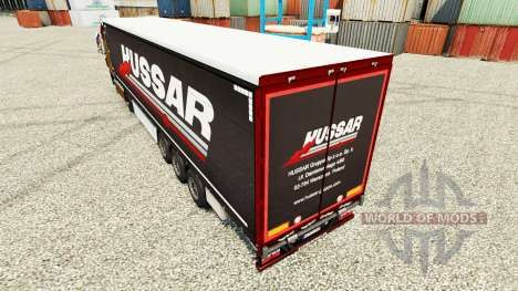 Hussar skin for trailers for Euro Truck Simulator 2
