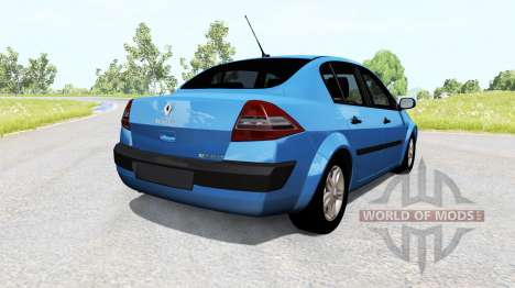 Renault Megane 2006 for BeamNG Drive