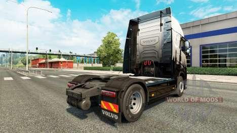 Euro Express skin for Volvo truck for Euro Truck Simulator 2