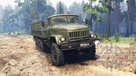 ZIL-131 IZOKU for Spin Tires