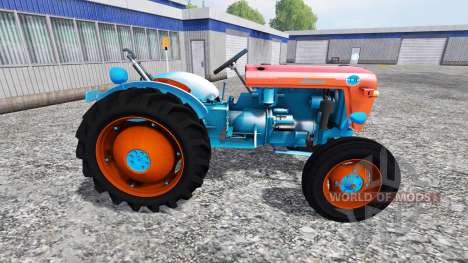 Lamborghini 1R v1.2 for Farming Simulator 2015