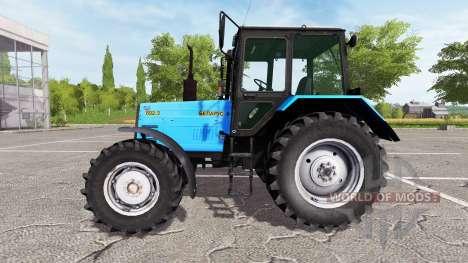 MTZ-892.2 Belarus for Farming Simulator 2017