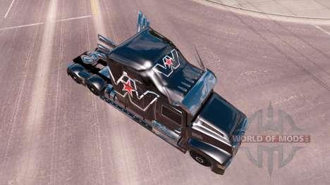 Wester Star 5700 [Optimus Prime] for American Truck Simulator