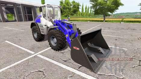 Liebherr L538 AWS for Farming Simulator 2017