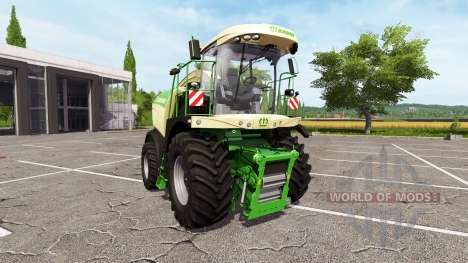 Krone BiG X 480 for Farming Simulator 2017