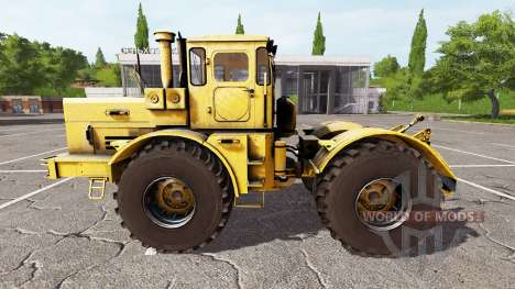 Kirovets K-700A v1.01 for Farming Simulator 2017