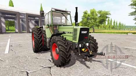Fendt Farmer 310 LSA Turbomatik for Farming Simulator 2017