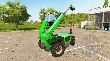 Sennebogen 305 for Farming Simulator 2017