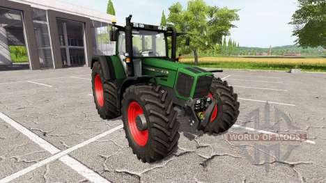 Fendt Favorit 816 Turboshift v3.0 for Farming Simulator 2017