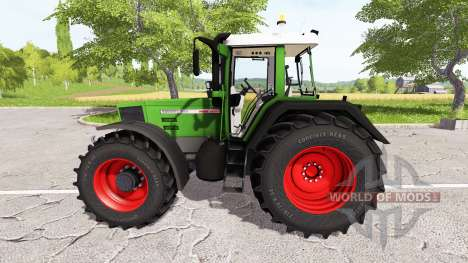 Fendt Favorit 926 Vario for Farming Simulator 2017