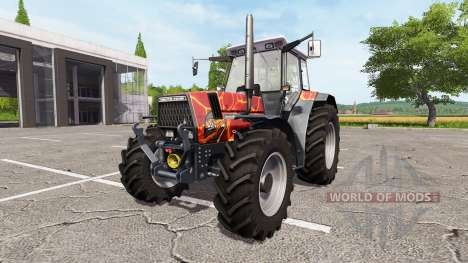 Deutz-Fahr AgroStar 6.61 racing for Farming Simulator 2017