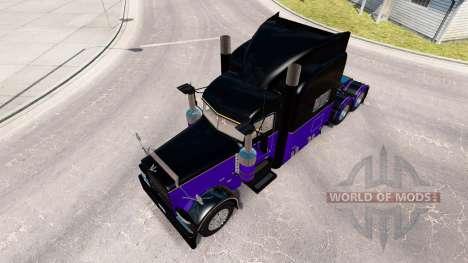 Skin Chopped 93 for the truck Peterbilt 389 for American Truck Simulator