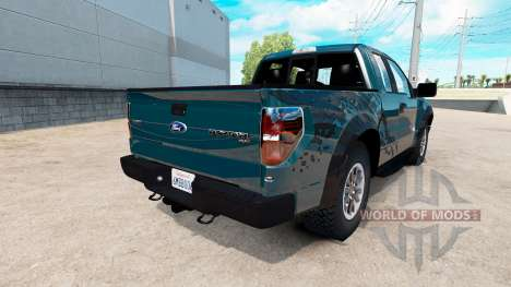 Ford F-150 SVT Raptor v1.2 for American Truck Simulator