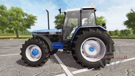 Ford 7840 for Farming Simulator 2017