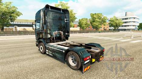 Skin for Scania truck for Euro Truck Simulator 2