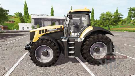 JCB Fastrac 8310 for Farming Simulator 2017